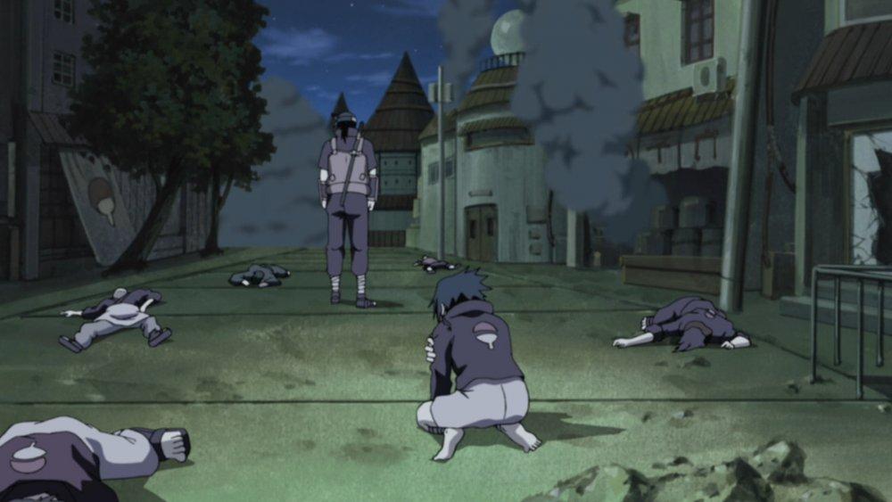 Naruto : las diferencias entre la versión Japonesa y Americana .