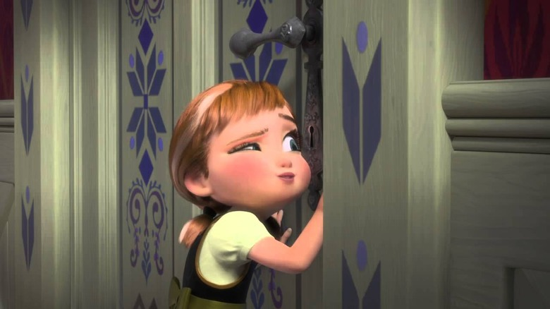 Anna in Frozen