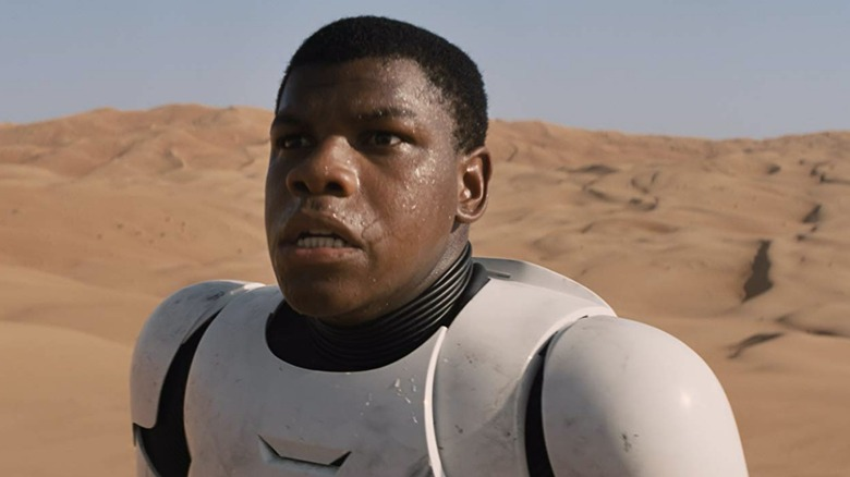 Original Star Wars 9 Concept Art Spotlights Finn Rose