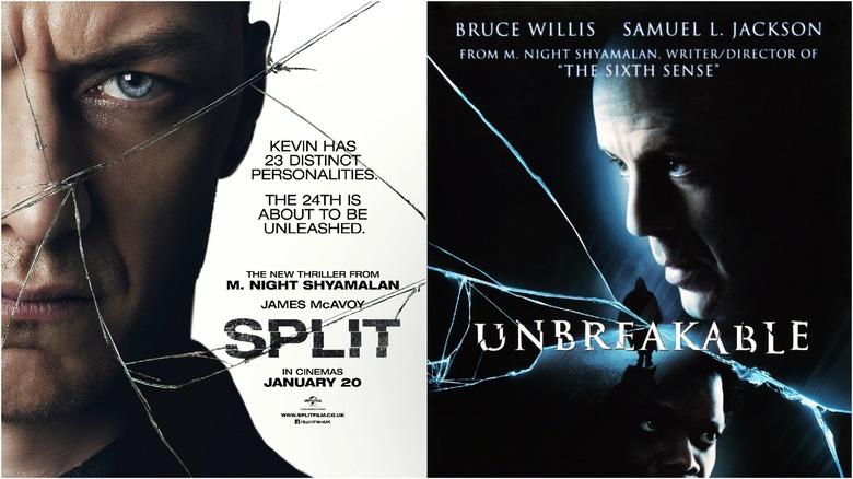 Split and Unbreakable