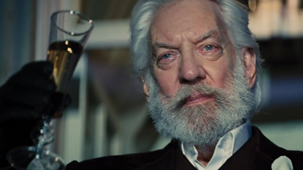 President Snow's Hunger Games backstory explained