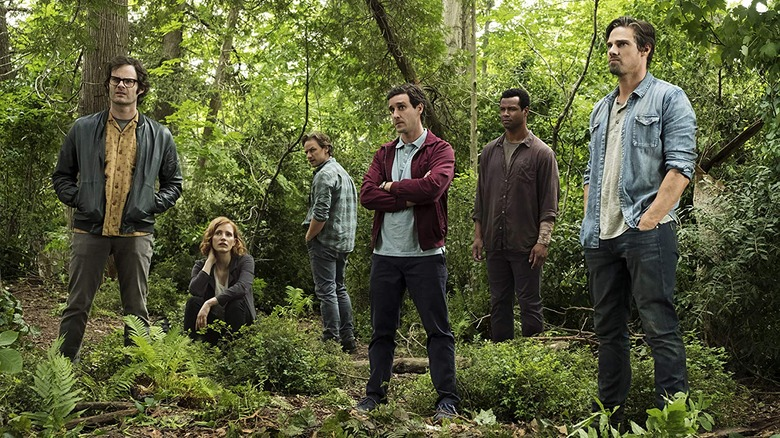 The Losers Club as adults