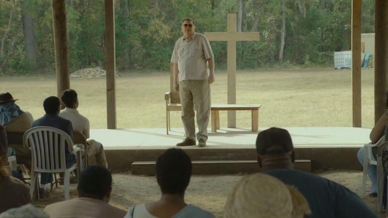 Gene Jones in The Sacrament