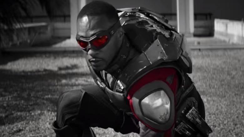 Falcon Avengers Endgame