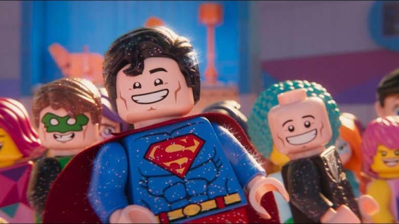 DC Comics LEGO heroes