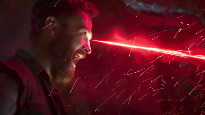 Kano laser eye Mortal Kombat trailer