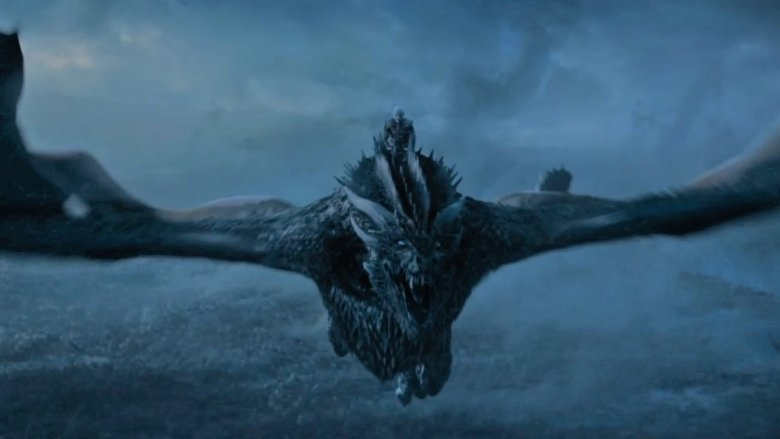 Viserion is lost forever