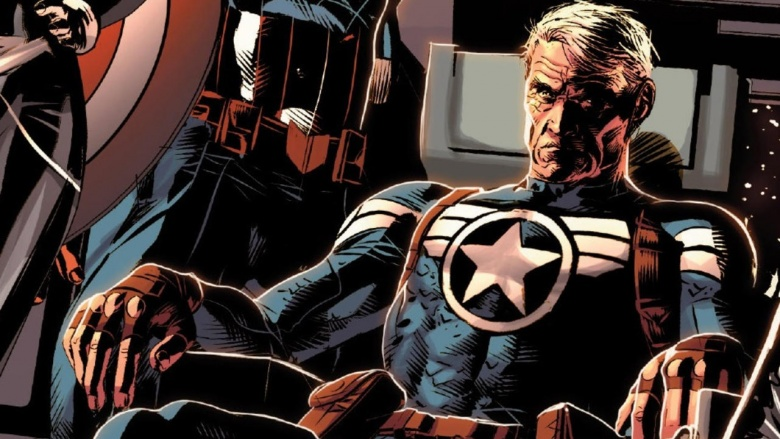 Captain America Marvel Powers