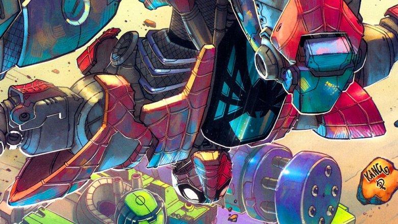 Marvel MegaMorphs