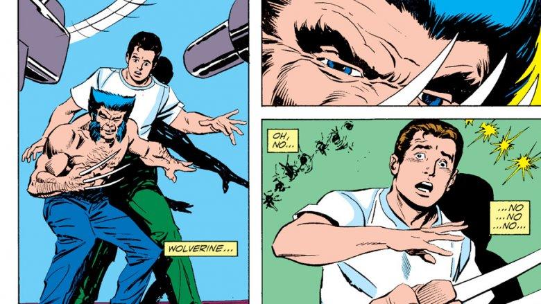 Spider-Man vs Wolverine