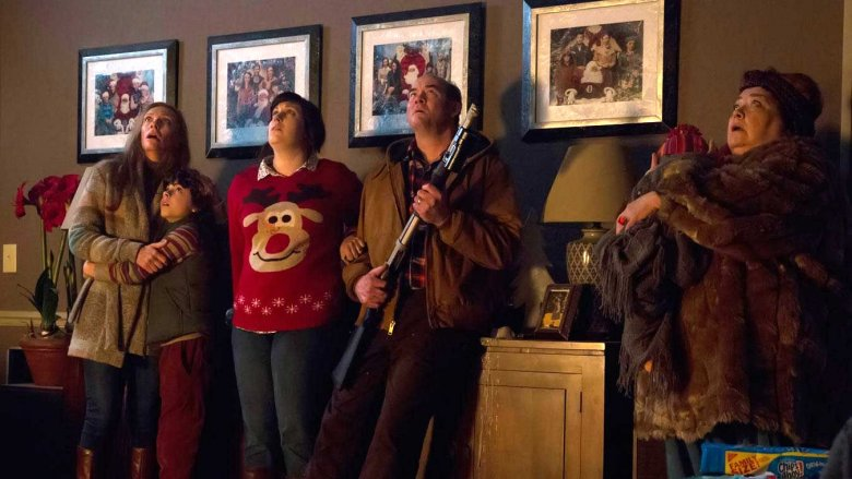 The family in Krampus