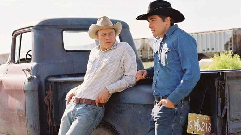 Heath Ledger and Jake Gyllenhaal Brokeback Mountain