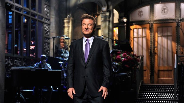 Alec Baldwin on SNL