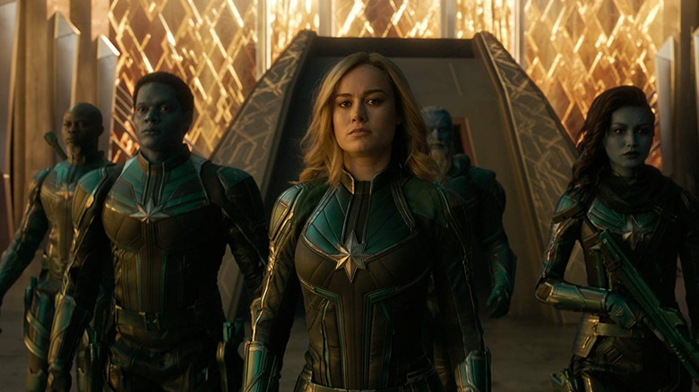 Captain Marvel and Starforce