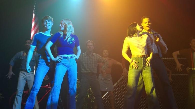 Scene from Riverdale