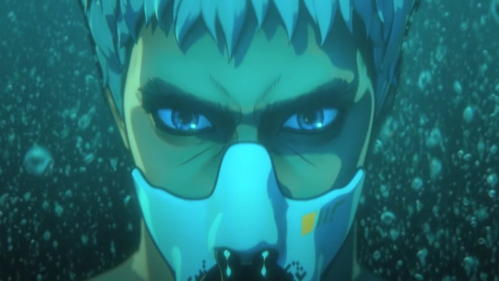 The anime that fans of Altered Carbon's Resleeved need to watch