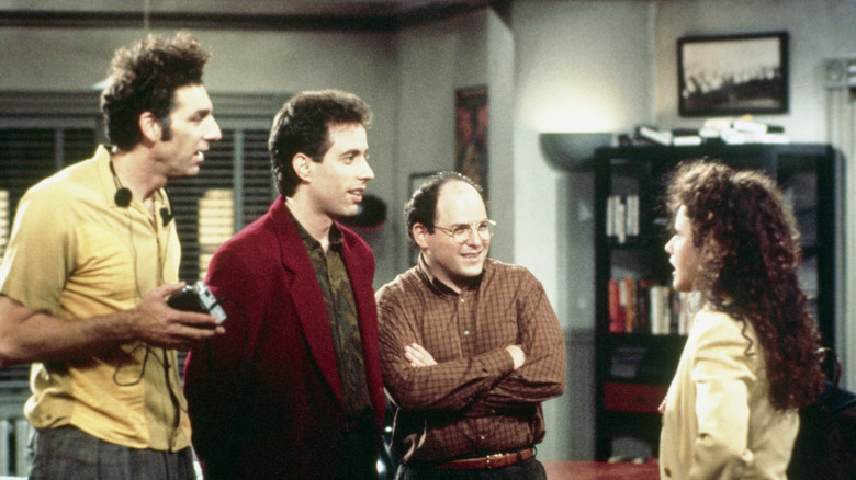 The Best Episodes Of Seinfeld According To IMDb