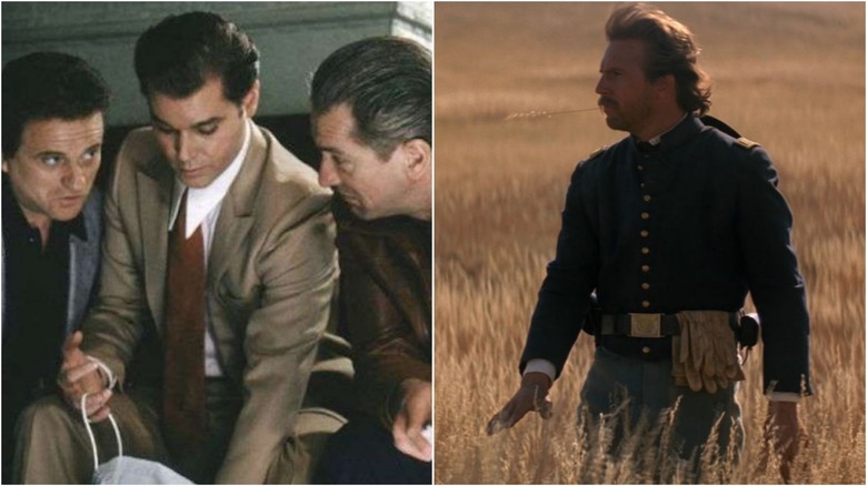 Goodfellas (lost to Dances with Wolves)
