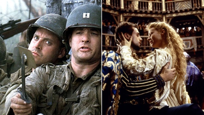 Saving Private Ryan (lost to Shakespeare in Love)