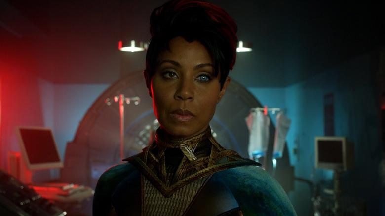 Jada Pinkett Smith as Fish Mooney in Gotham