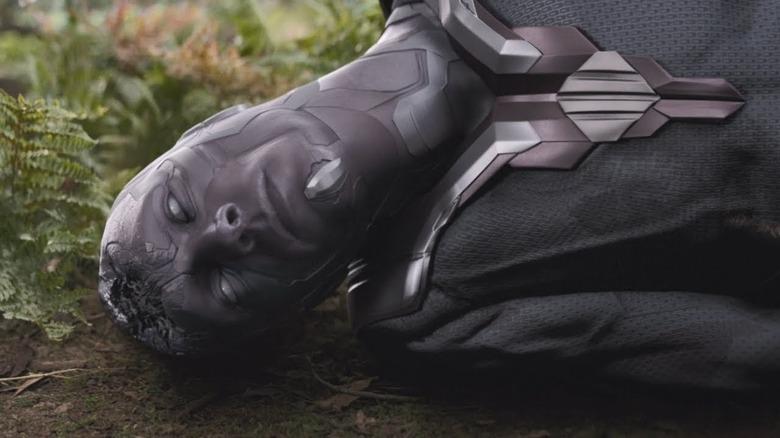 Paul Bettany in Avengers: Infinity War