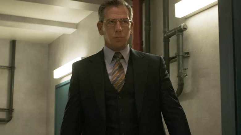 Ben Mendelsohn as Keller in Captain Marvel