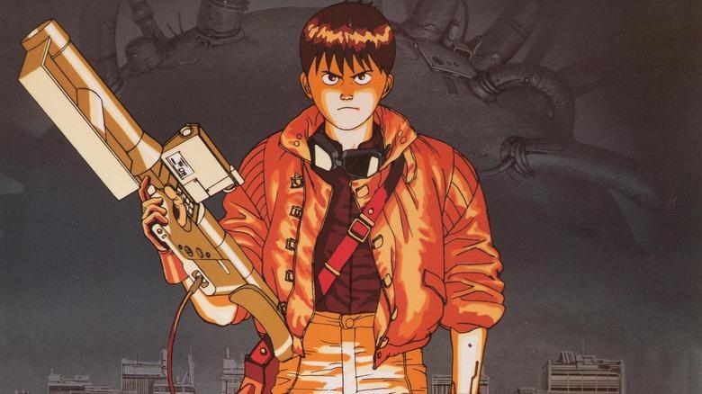 Akira film poster Shōtarō Kaneda