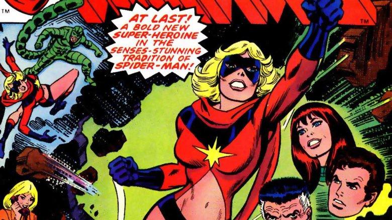 Carol Danvers as Ms. Marvel