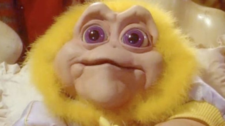 Baby Sinclair from Dinosaurs