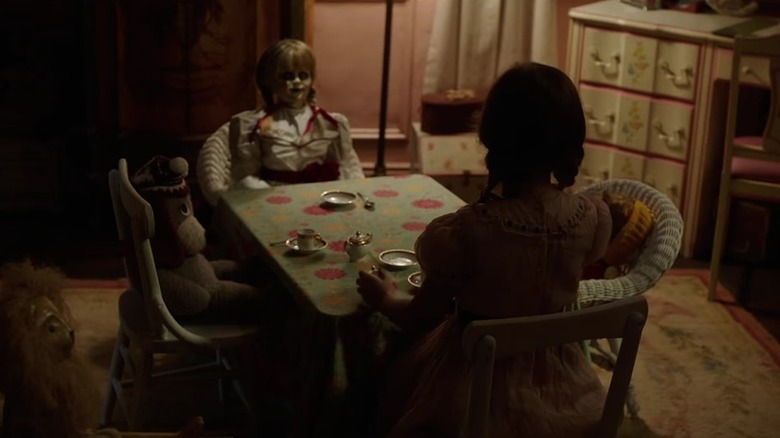 The ending of Annabelle: Creation explained