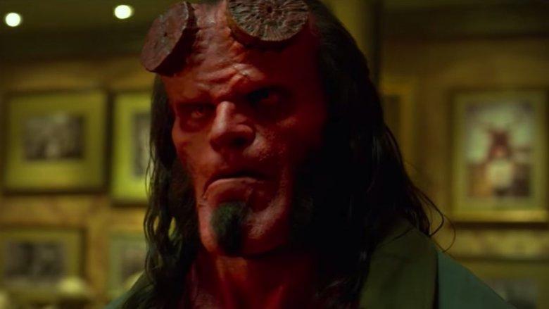 David Harbour, Hellboy