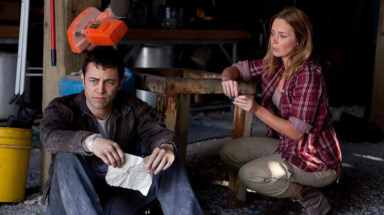 Sara and Joe in Looper