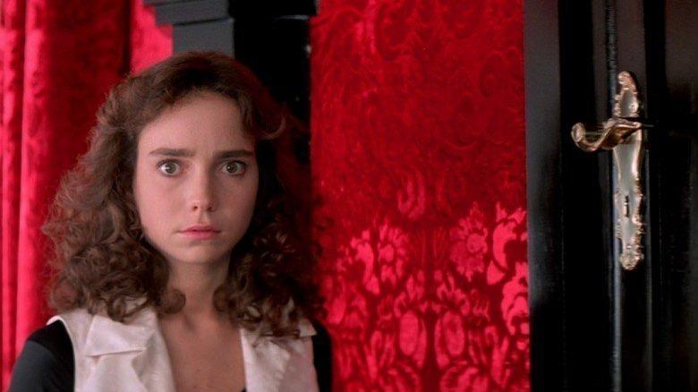 Jessica Harper as Suzy Bannion in Suspiria (1977)