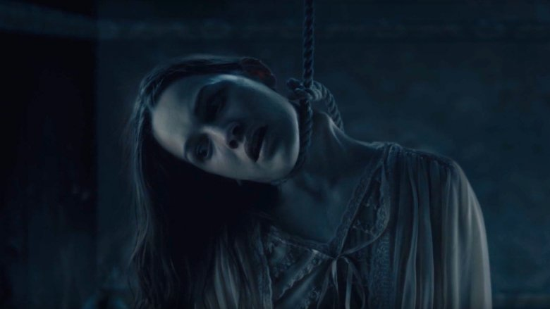 Origin of the Bent-Neck Lady in The Haunting of Hill House