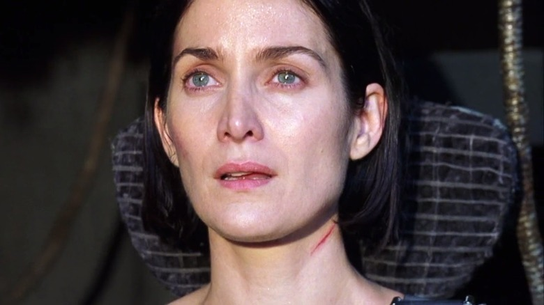 Carrie Anne Moss in The Matrix Revolutions