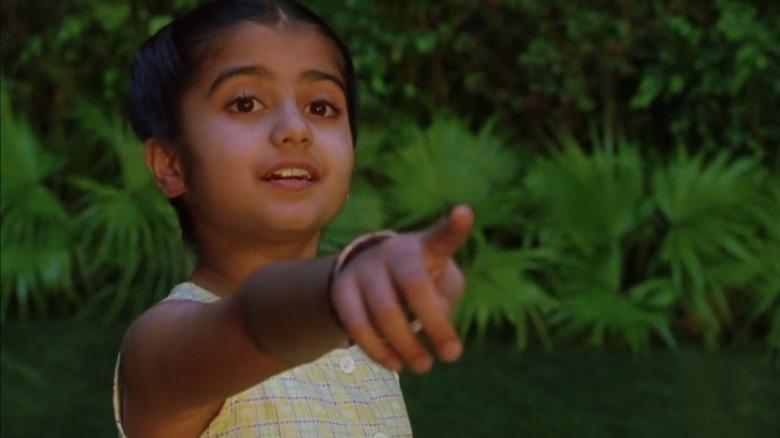 Tanveer Atwal as Sati in The Matrix Revolutions