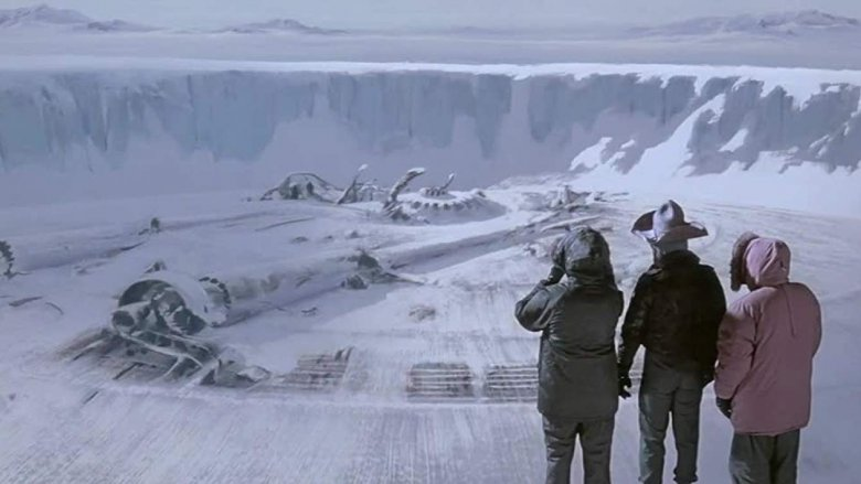 Scene from The Thing