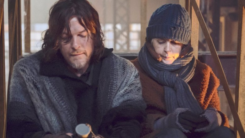 "Daryl e Carol, alias: ""Caryl"""