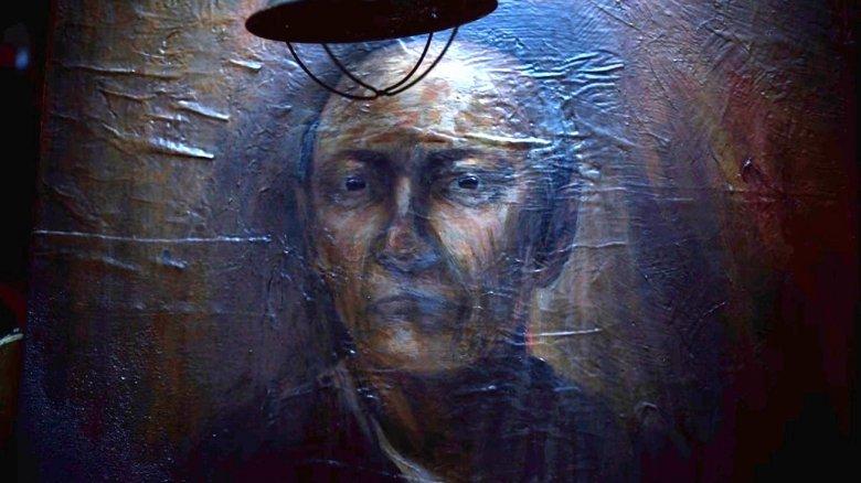 Vetril Dease portrait in Velvet Buzzsaw