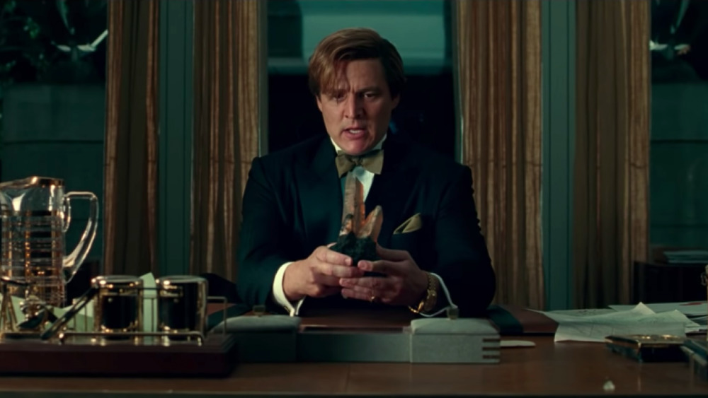 Maxwell Lord holds the Dreamstone in Wonder Woman 1984