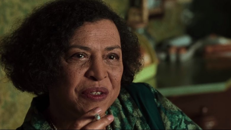 Gloria Foster in The Matrix