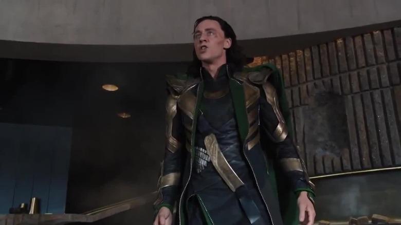 Tom Hiddleston in Avengers