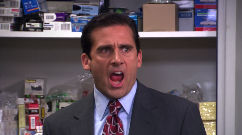 Michael scott quotes about work