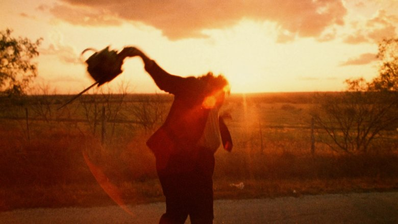 Scene from The Texas Chain Saw Massacre