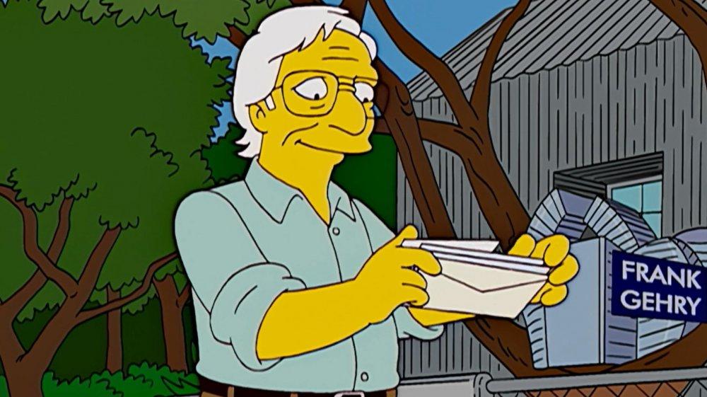 As Aparições na história dos Simpsons Mais Bizarras 9