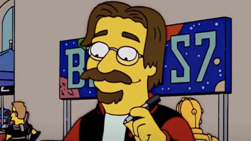 As Aparições na história dos Simpsons Mais Bizarras 1