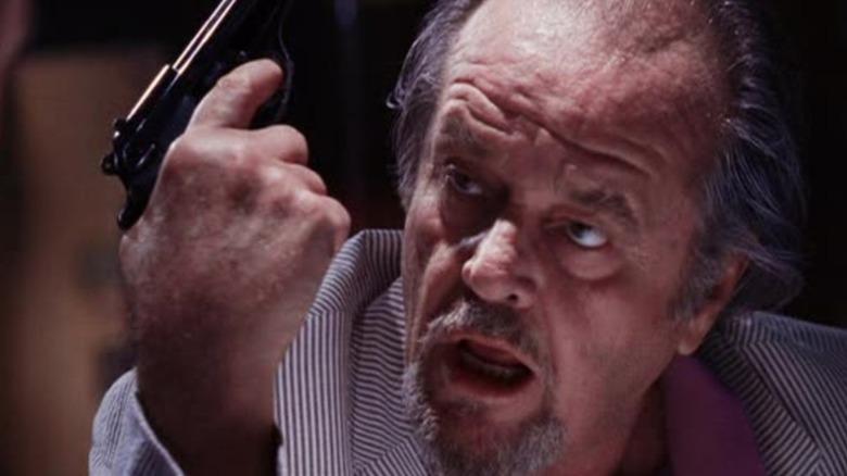 The Departed - Jack Nicholson handgun
