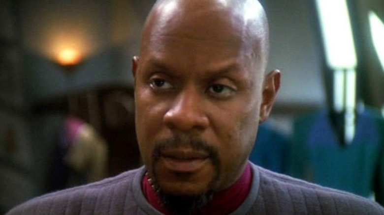 Benjamin Sisko in Deep Space Nine