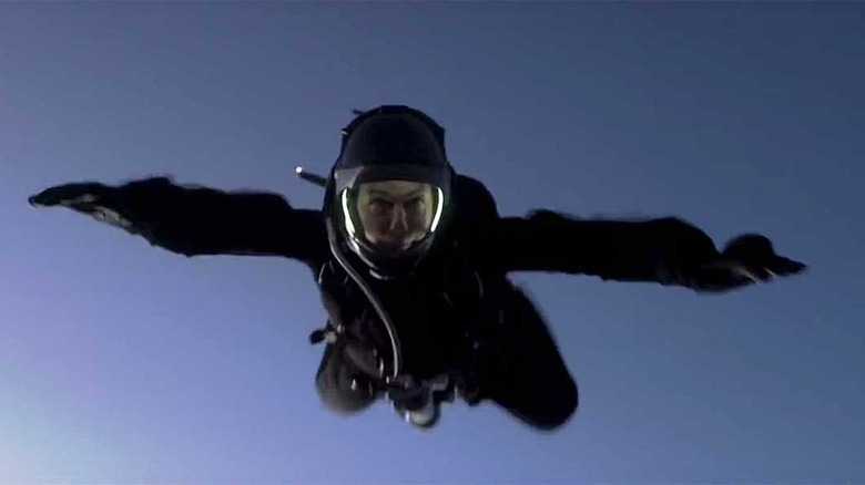 Tom Cruise HALO Jump