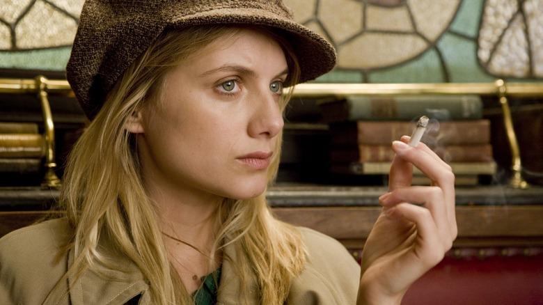 Melanie Laurent in Inglourious Basterds